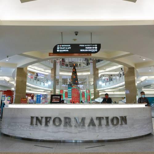 Counter Informasi